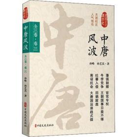 中唐风波(卷3)/认认真真讲历史