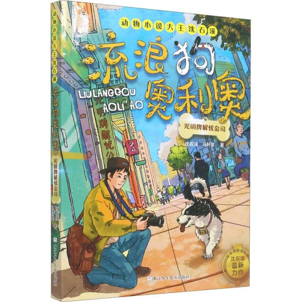 动物小说大王沈石溪流浪狗奥利奥:光明牌解忧公司