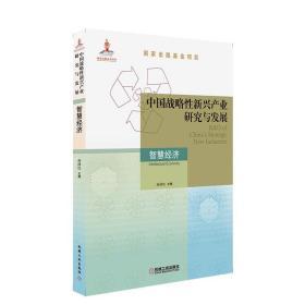 中国战略性新兴产业研究与发展:智慧经济