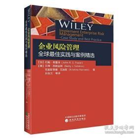 企业风险管理全球最佳实践与案例精选