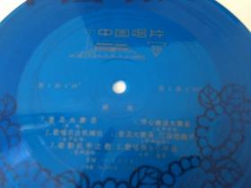 小薄膜唱片普及大寨县 齐心建设大寨县 收割机手之歌等