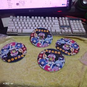 银河天使队 动漫CD  (1至4)