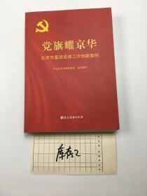 党旗耀京华