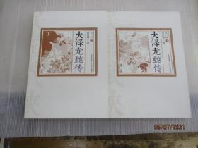 大泽龙蛇传 (全二册)