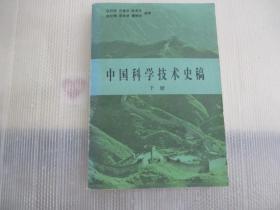 中国科学技术史稿(下册)