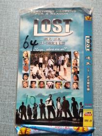 迷失 DVD