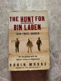 英文原版 Task Force Dagger: The Hunt for Bin Laden