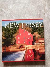 NEW JERSEY(英文原版,新泽西州)