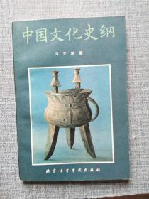 中国文化史纲