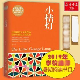 小桔燈冰心湖南文藝出版社9787540457969