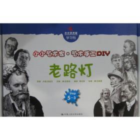 小小艺术家·艺术手工DIY?老路灯安徒生中国人民大学出版社9787300221922童书