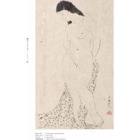 潘玉良全集5·白描卷范迪安安徽美术出版社9787539847238艺术