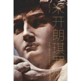 米开朗琪罗传娜丁·索德尔浙江大学出版社9787308186599小说