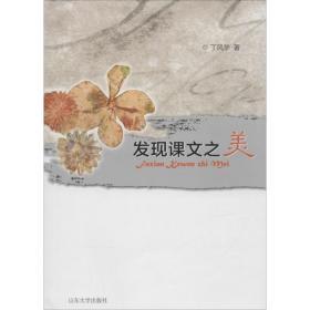 发现课文之美丁风华山东大学出版社9787560754710文学