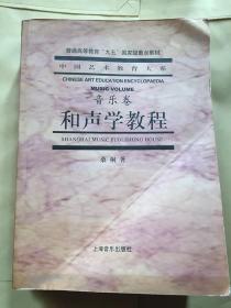 和声学教程(音乐卷)桑桐 著 / 上海音乐出版社
