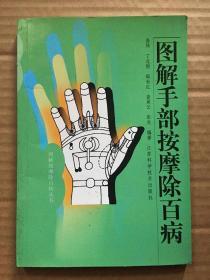 图解手部按摩除百病 查炜 编  江苏科学技术出版