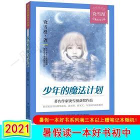 2021年福建省暑假读一本好书《少年的魔法计划 》饶雪漫经典少年初中