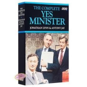 部长故事完整版 英文原版书 The Complete Yes Minister 是,大臣 BBC热播电视剧