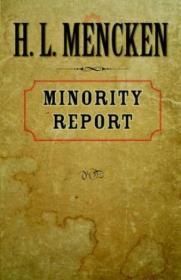 Minority Report (maryland Paperback Bookshelf)