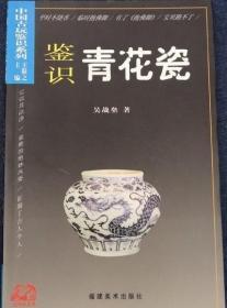 中国古玩鉴识系列 鉴识青花瓷 正版 现货