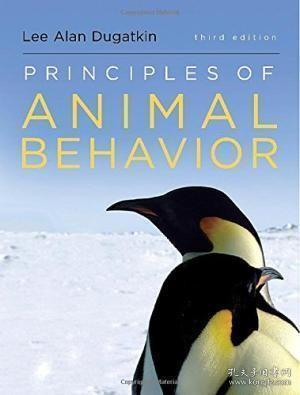 Principles of Animal Behavior (Third Edition)