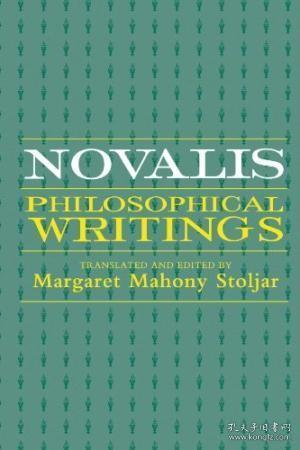 Novalis:PhilosophicalWritings