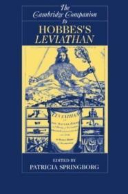 The Cambridge Companion To Hobbes's Leviathan (cambridge Com
