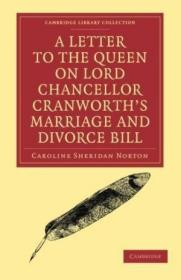 A Letter To The Queen On Lord Chancellor Cranworth's Marriag