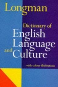 Dic Longman Of English Language And Culture