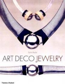 【包邮】art Deco Jewelry 2003年出版