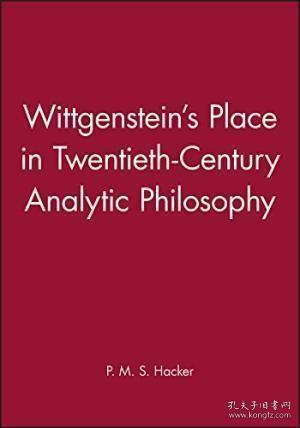 Wittgenstein's Place in Twentieth-Century Analytic Philosophy