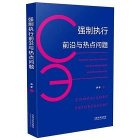 正版 2020 强制执行前沿与热点问题 乔宇 中国法制出版社 9787509395585
