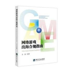 网络游戏出海合规指南 孙磊著 知识产权出版社 9787513063869