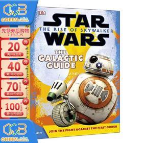 Star Wars The Rise of Skywalker The Official Guide 英文原版 DK星球大战:天行者崛起官方指南 精装!