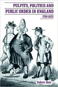 Pulpits, Politics and Public Order in England, 1760–1832