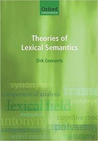 Theories of Lexical Semantics