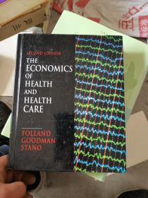 THE ECONOMICS OF HEALTH AND HEALTH CARE:SECOND EDITION(英文原版 卫生保健经济学