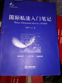 国际私法入门笔记/法学笔记系列