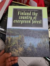 inland the country of evergreen forest