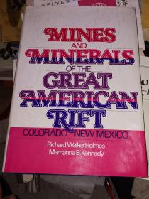 MINES AND MINERALS OF THE GREAT AMERICAN RIFT 馆藏