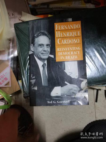 巴西总统卡多索传记 Fernando Henrique Cardoso : reinventing democracy in Brazil