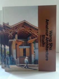 Wang Shu Amateur Architecture studio王澍建筑业余工作室作全集