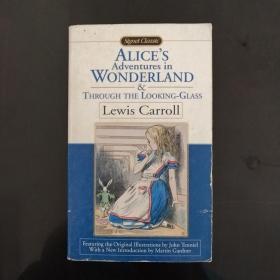 ALICE`S ADVENTURES IN WONDERL
