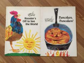 Rooster's Off to See the World + Pancakes,Pancakes 2册合售