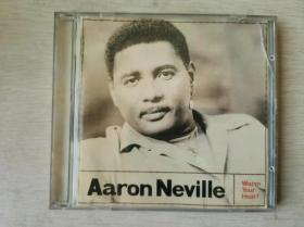 CD:Aaron Neville: Warm Your Heart 1CD盒装 外壳有点开裂 光盘完好 完美流畅播放