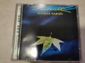 CD:JENNIFER WARNES :The Well 1CD盒装 完好 完美流畅播放