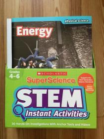 Super Science STEM Instant Activeities Grades4-6