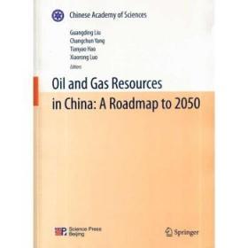 中国至2050年油气资源科技发展路线图(英文版)