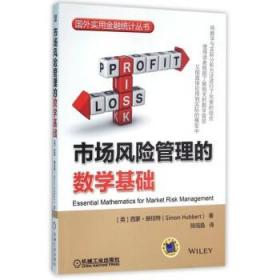 市场风险管理的数学基础/国外实用金融统计丛书