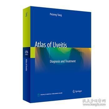 Atlas of Uveitis: Diagnosis and Treatmen葡萄膜炎诊治图谱